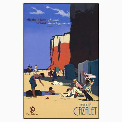 """La copertina del libro """"Gli anni della leggerezza"""" di Elizabeth Jane Howard (Fazi Editore)"""