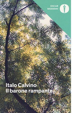"""La copertina del libro """"Il barone rampante"""", libro scritto da Italo Calvino e pubblicato da Einaudi"""