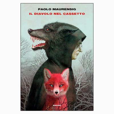 """La copertina del libro """"Il diavolo nel cassetto"""" di Paolo Maurensig (Einaudi)"""