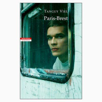 """La copertina del libro """"Paris-Brest"""" di Tanguy Viel (Neri Pozza)"""