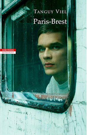 """La copertina del libro """"Paris-Brest"""", scritto da Tanguy Viel e pubblicato da Neri Pozza"""