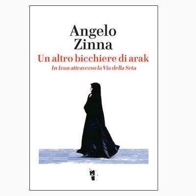 """La copertina del libro """"Un altro bicchiere di arak"""" di Angelo Zinna (Villaggio Maori)"""