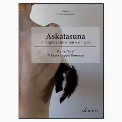 """La copertina del libro """"Askatasuna"""" di Elena Cappai Bonanni (Chance)"""