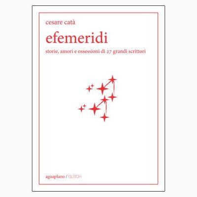 """""""EFEMERIDI"""", 27 GRANDI SCRITTORI AI LIMITI DELL'ABISSO"""