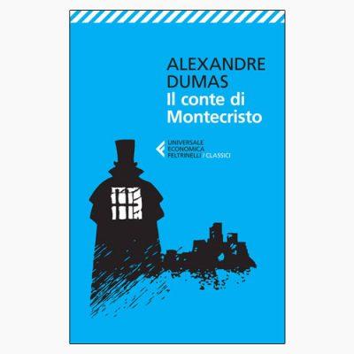"""La copertina del libro """"Il Conte di Montecristo"""" di Alexandre Dumas (Feltrinelli)"""