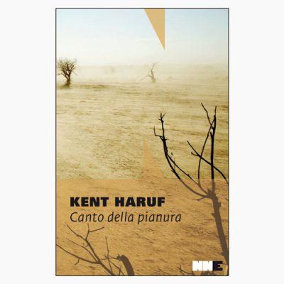 """La copertina del libro """"Canto della pianura"""" di Kent Haruf (NNEditore)"""