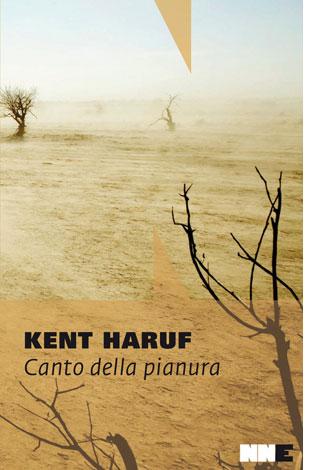 """La copertina del libro """"Canto della pianura"""" di Kent Haruf (NN Editore)"""