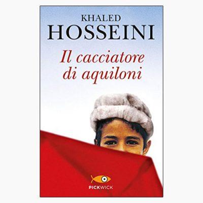 """La copertina del libro """"Il cacciatore di aquiloni"""" di Khaled Hosseini (Piemme)"""
