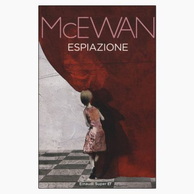 """La copertina del libro """"Espiazione"""" di Ian McEwan (Einaudi)"""