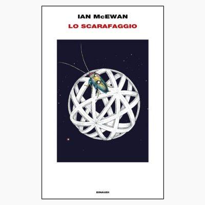 """La copertina de """"Lo scarafaggio"""" di Ian McEwan (Einaudi)"""