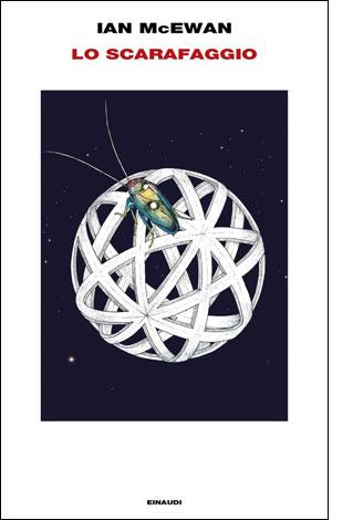 """La copertina del libro """"Lo scarafaggio"""" di Ian McEwan (Einaudi)"""