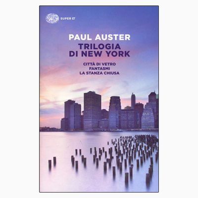 """TRILOGIA DI NEW YORK"" DI PAUL AUSTER"