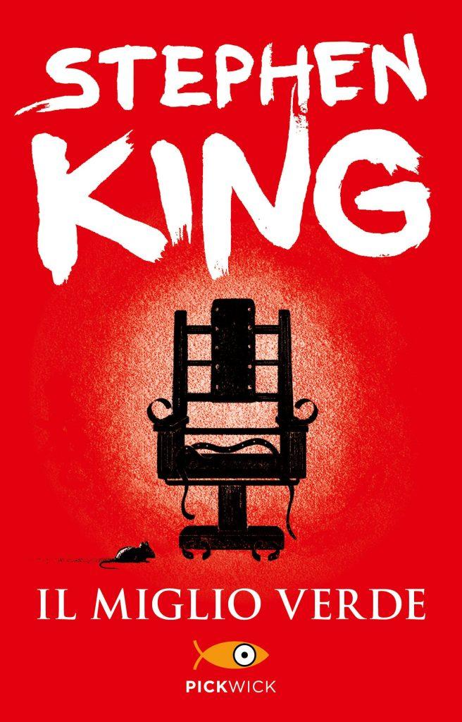 """La copertina del libro """"Il miglio verde"""" di Stephen King (Sperling & Kupfer)"""