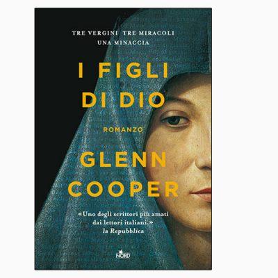 """La copertina del libro """"I figli di Dio"""" di Glenn Cooper(Nord)"""