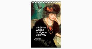 """La copertina del libro """"La signora Dalloway"""" di Virginia Woolf (Feltrinelli)"""