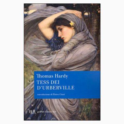 """La copertina del libro """"Tess dei d'Uberville"""" di Thomas Hardy (Rizzoli)"""