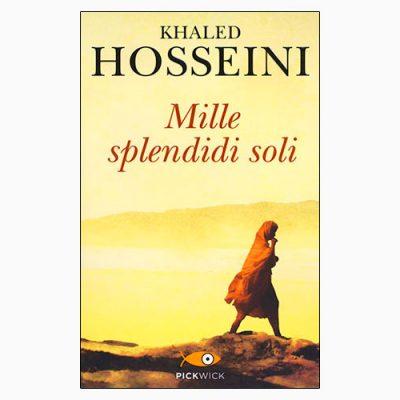 """La copertina del libro """"Mille splendidi soli"""" di Khaled Hosseini (Piemme)"""