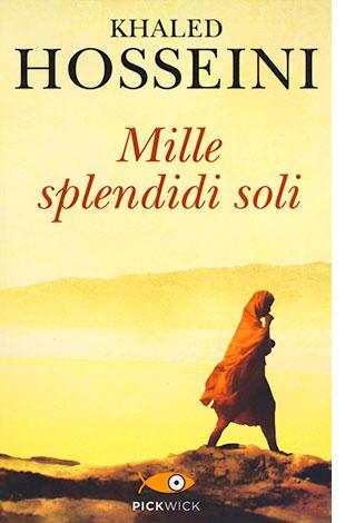 """La copertina del libro """"Mille splendidi soldi"""" di Khaled Hosseini (Piemme)"""