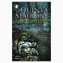 """La copertina del libro """"La quinta stagione"""" di Nora K. Jemisin (Mondadori)"""