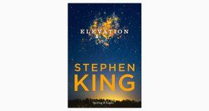 "La copertina del libro ""Elevation"" di Stephen King (Sperling & Kupfer)"
