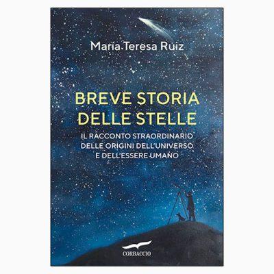 """""""BREVE STORIA DELLE STELLE"""" DI MARÍA TERESA RUIZ"""