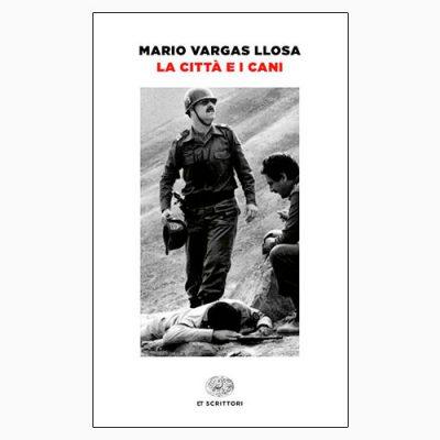 """La copertina del libro """"La città e i cani"""" di Mario Vargas Llosa (Einaudi)"""