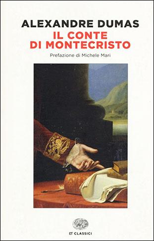 """La copertina del libro """"Il Conte di Montecristo"""" di Alexandre Dumas (Einaudi)"""