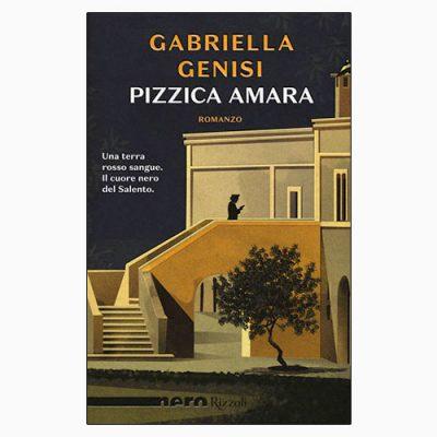 """La copertina del libro """"Pizzica amara"""" di Gabriella Genisi (Rizzoli)"""