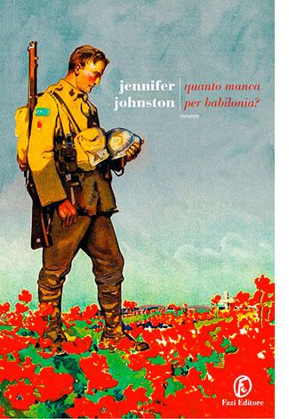 """La copertina del libro """"Quanto manca per babilonia?"""" di Jennifer Aniston (Fazi Editore)"""