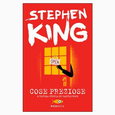 """La copertina del libro """"Cose Preziose"""" di Stephen King (Sperling & Kupfer)"""