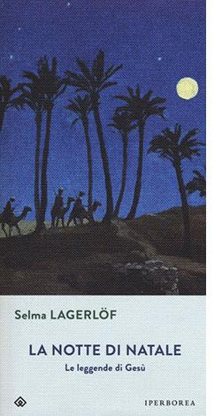 """La copertina del libro """"La notte di Natale"""" di Selma Lagerlöf (Iperborea)"""