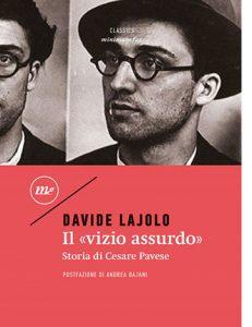 """La copertina del libro """"Il vizio assurdo"""" di Davide Lajolo (minimum fax)"""
