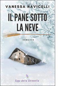"""La copertina del libro """"Il pane sotto la neve"""" di Vanessa Navicelli"""