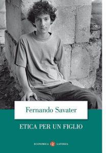 """La copertina del libro """"Etica per un figlio"""" di Fernando Savater (Editori Laterza)"""