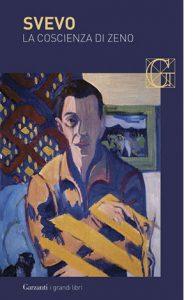 """La copertina del libro """"La coscienza di Zeno"""" di Italo Svevo (Garzanti)"""
