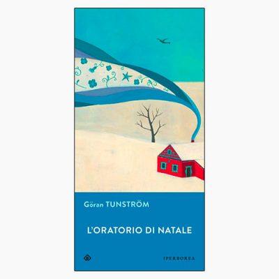 """La copertina del libro """"L'oratorio di Natale"""" di Göran Turnström (Iperborea)"""