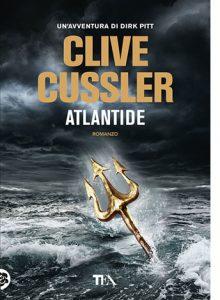 """La copertina del libro """"Atlantide"""" di Clive Cussler (TEA)"""