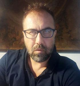 """Luca Bovino, autore di """"Tutta una questione di algoritmo"""" (Brè Edizioni)"""