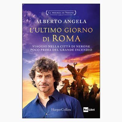 CON ALBERTO ANGELA LA ROMA DI NERONE VIVE NELLA QUOTIDIANITÀ
