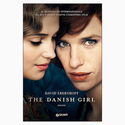 "La copertina del libro ""The Danish Girl"" di David Ebershoff (Giunti)"