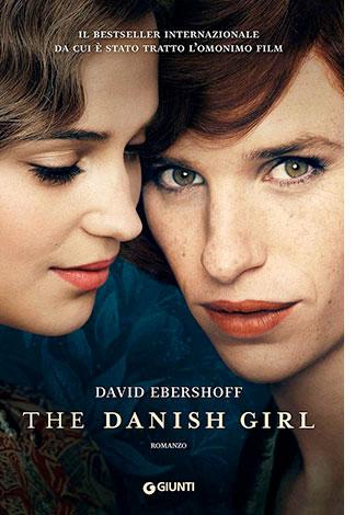 """La copertina del libro """"The Danish Girl"""" di David Ebershof (Giunti)"""