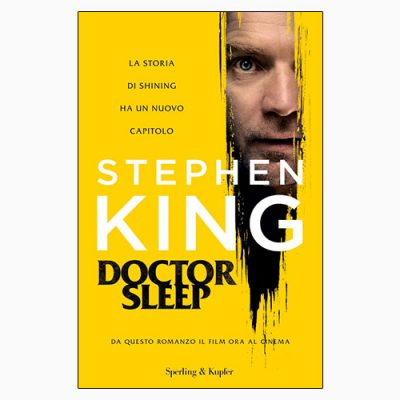 "La copertina del libro ""Doctor Sleep"" di Stephen King (Sperling & Kupfer)"