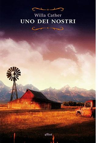 """La copertina del libro """"Uno dei nostri"""" di Willa Cather (elliot)"""