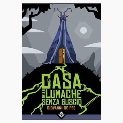 """""""LA CASA DELLE LUMACHE SENZA GUSCIO"""", QUANDO L'HORROR SCIVOLA NEL FANTASY"""