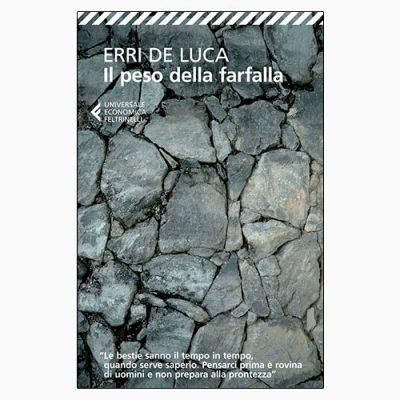 """La copertina del libro """"Tu, mio"""" di Erri De Luca (Feltrinelli)"""