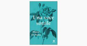 """La copertina del libro """"Una voce sottile"""" di Marco Di Porto (Giuntina)"""