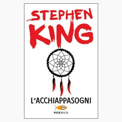 """La copertina del libro """"L'acchiappasogni"""" di Stephen King (Sperling & Kupfer)"""