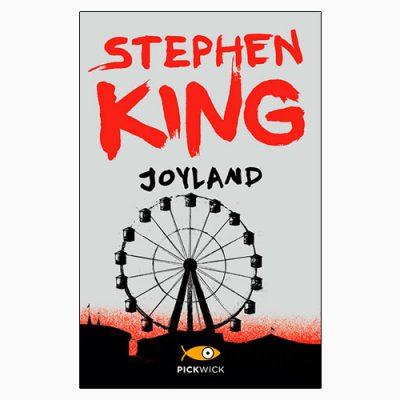 """La copertina del libro """"Joyland"""" di Stephen King (Sperling & Kupfer)"""