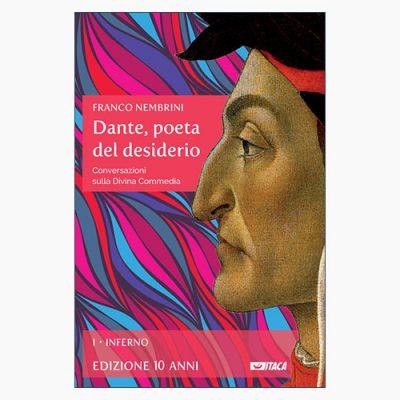 """La copertina del libro """"Dante, poeta del desiderio"""" di Franco Nembrini (Itaca)"""