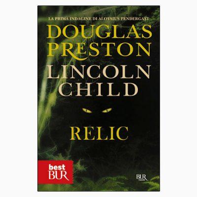 """""""RELIC"""" DI D. PRESTON, L. CHILD"""